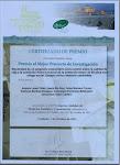Premio Proyecto Investigación