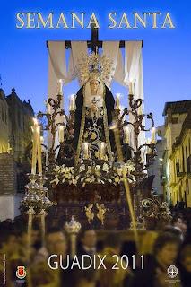 Guadix - Semana Santa 2011