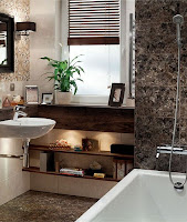 Grande Tubądzin - aranżacja małej łazienki