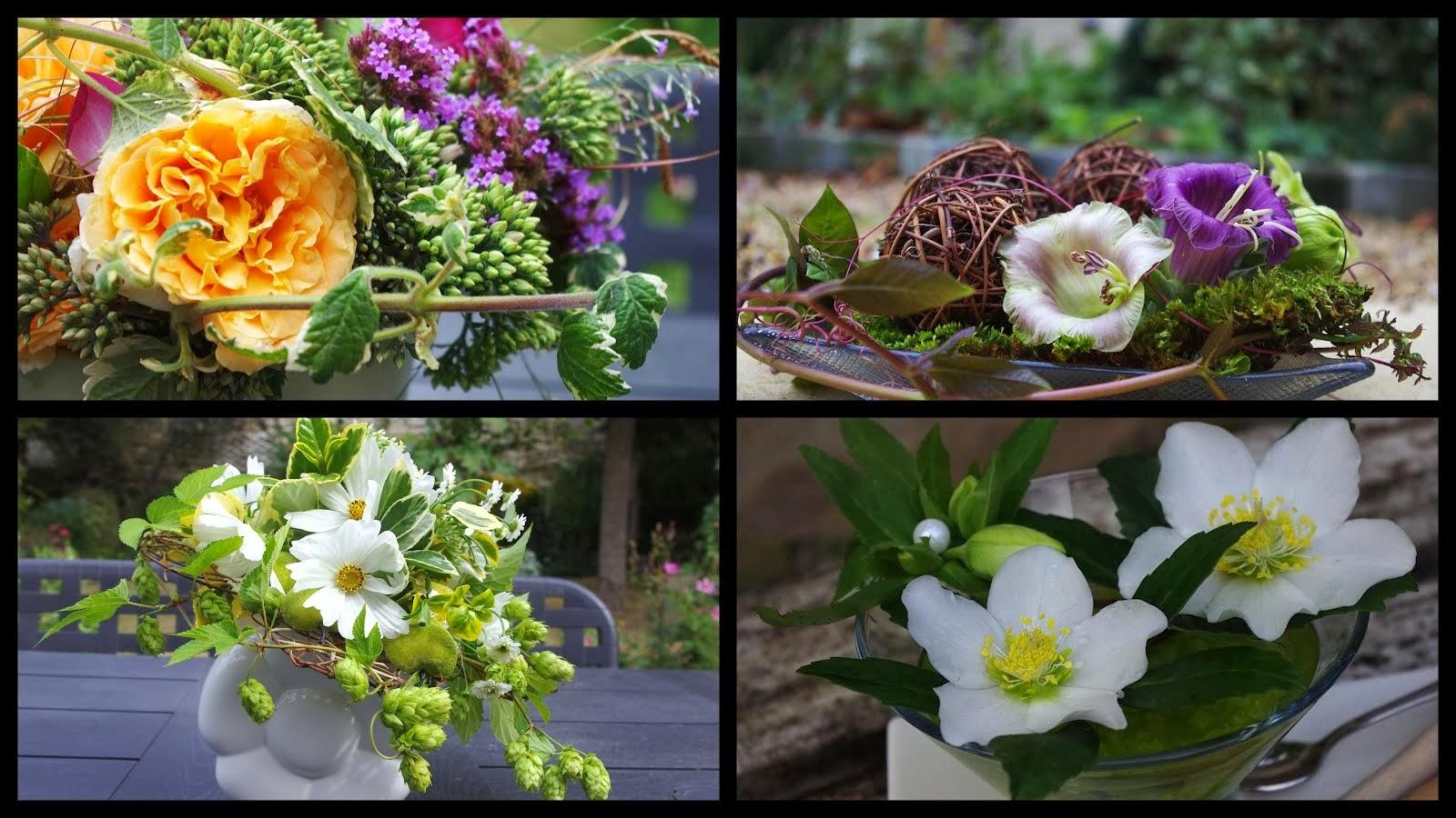 Bouquets de saison