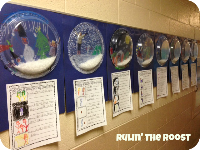 Rulin 39 The Roost Stuck In A Snow Globe Writing