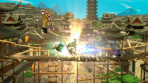 Kung Fu Panda Showdown of Legendary Legends - PC (Download Completo em Torrent)