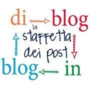 Io partecipo alla Staffetta dei post di blog in blog