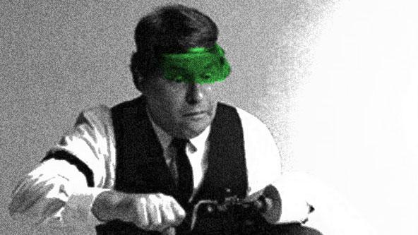 Accountant Green Visor