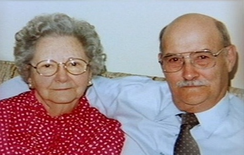 US couple married for 73 years die together