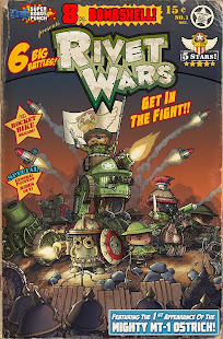 The Rivet Wars Comic
