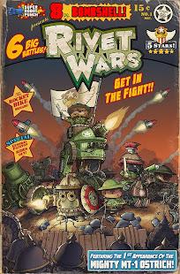 The Rivet Wars Comic