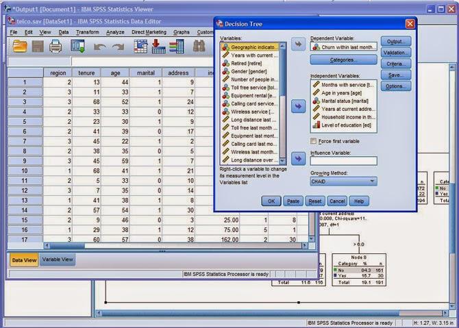 تحميل وشرح برنامج spss لتحليل وإدارة البيانات الإحصائية لويندوز وماك ولينكس 22.0