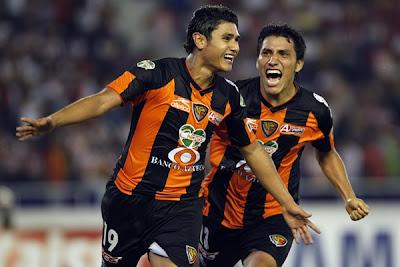 Jaguares avanza Copa Libertadores