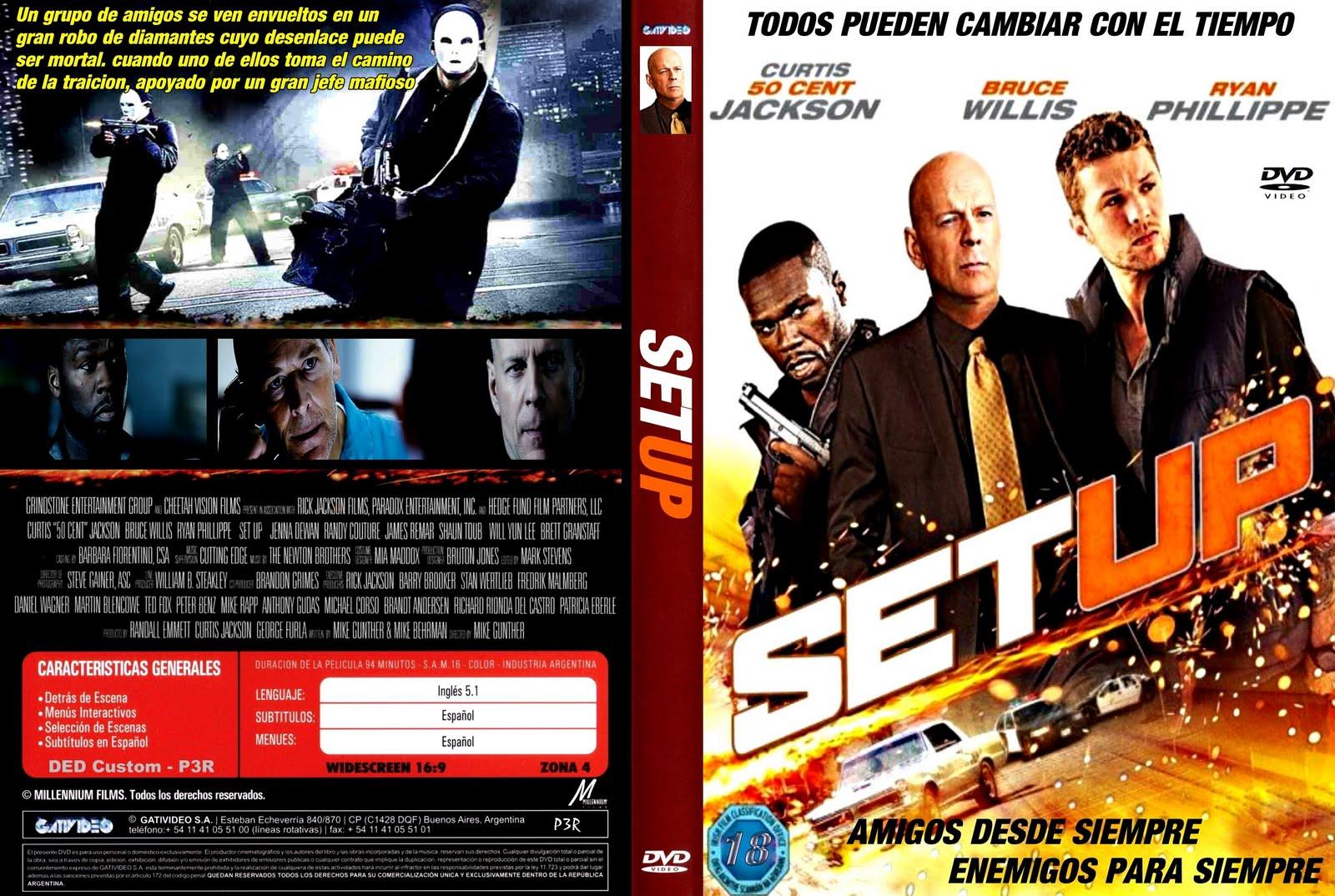 Set up castellano gati video s a