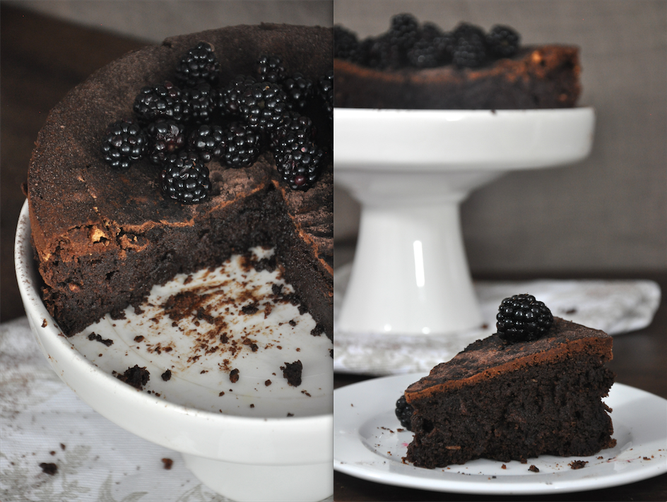 kr melkreationen schokoladen souffl e kuchen mit zimt. Black Bedroom Furniture Sets. Home Design Ideas