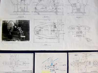 Rob Niosi's Time machine plans