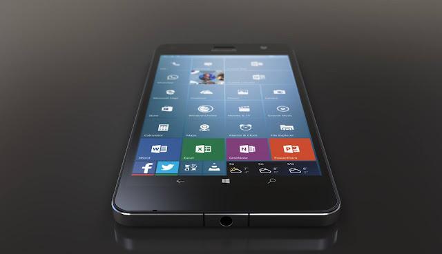 Microsoft Lumia 850 Concept Based On Leaks