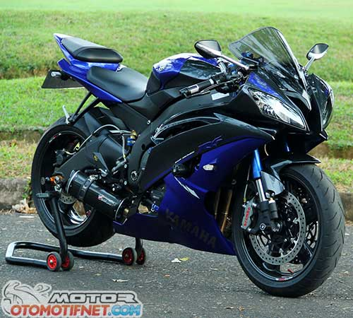 Modifikasi Ringan Yamaha YZF-R6