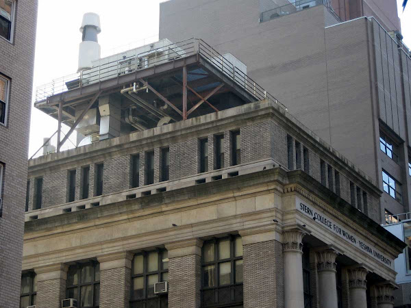 Stern Rooftop Hardware - At Lexington & 34th St.