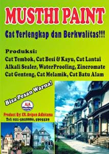 Banner Brosur Cat Tembok Tehnologi Brazil , Untuk Detail Klik Bannernya