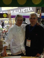 con il Maestro Rolando Morandin