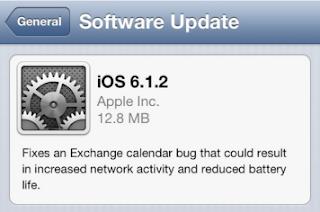 iOS 6.1.2