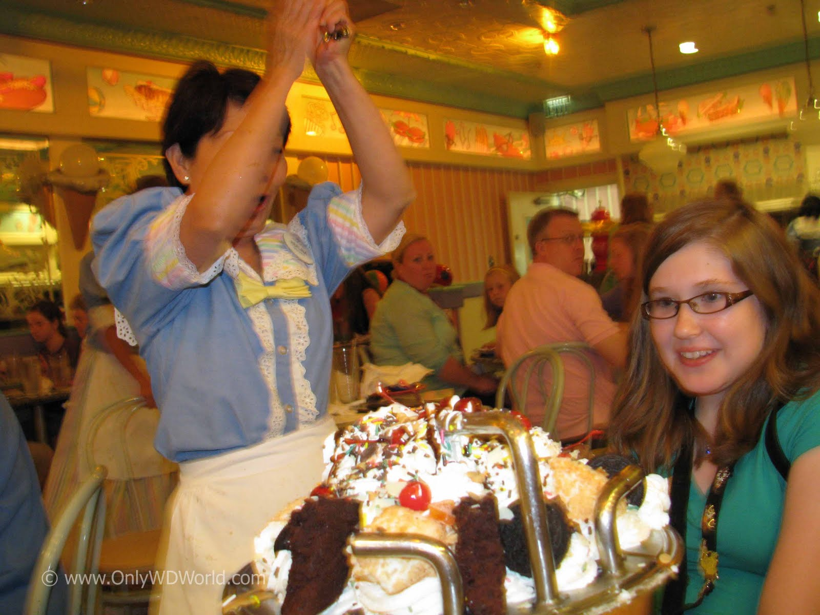 Beaches & Cream Kitchen Sink The Ultimate Disney World Family