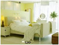 YELLOW BEDROOMS - COLORS FOR BEDROOMS - BEDROOMS BY COLORS - BEDROOMS AND COLORS - MEANING OF COLORS