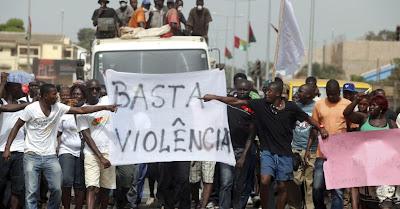 """Guiné-Bissau: """"ANATOMIA"""" DO GOLPE PELA VOZ DO COMANDO MILITAR"""