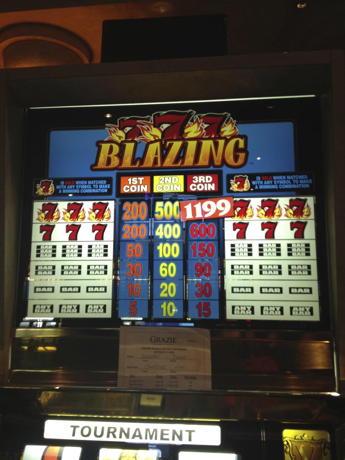 slot tournaments las vegas june 2013