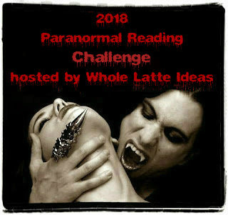 2018 Paranormal Reading Challenge