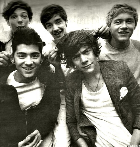 One Love , One Direction . ♥