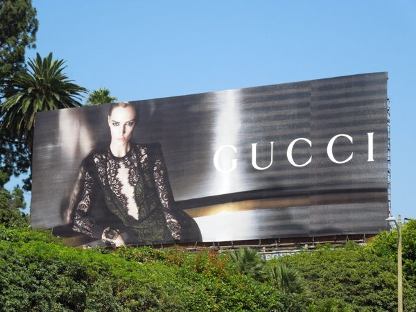 Gucci FW 2013 billboard