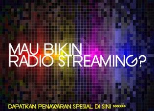 Mau Buat Radio Streaming ?