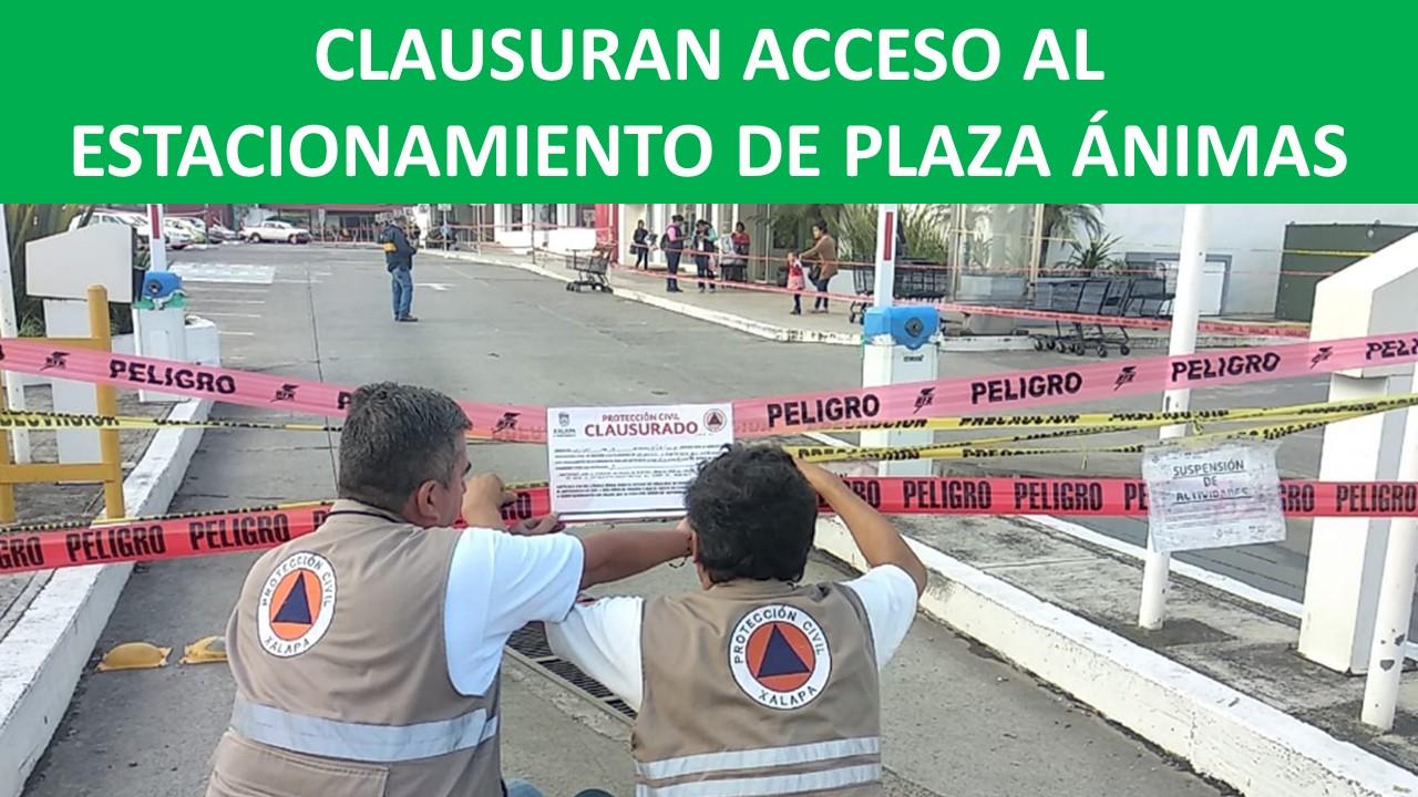 ESTACIONAMIENTO DE PLAZA ÁNIMAS