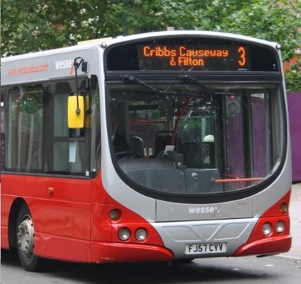 wessex bus pass uwe