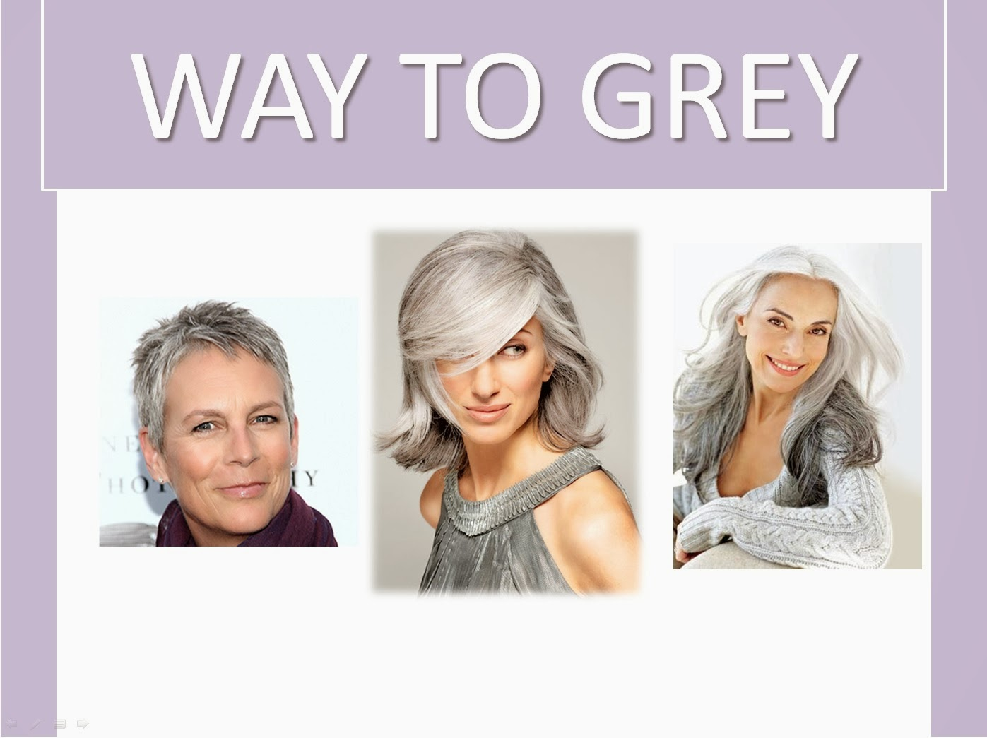 Scott Cornwall Hair Expert Way To Grey