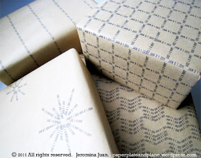 Creative Wrapping Papers and Unique Wrapping Paper Designs (15) 1