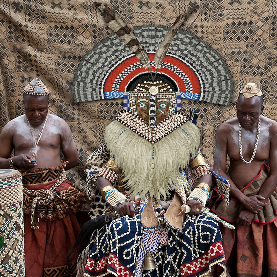 rituales , Congo, mascaras, contexto, telefono movil