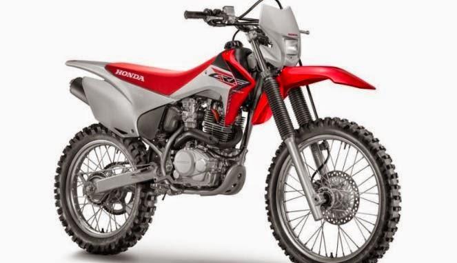 Motor Trail Merk Honda