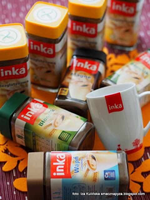konkurs z kawą Inka , kawa zbożowa , samo zdrowie , bez kofeiny , do picia , napoje , kawusia , najlepsze przepisy , najsmaczniejsze dania , domowe jedzenie , zabawa , kawowe wariacje