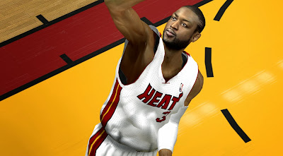 NBA2K14 D-Wade Beard, Hair & Face 2K Update