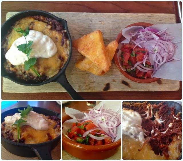 Kitchenette, Manchester - Beef Brisket Chilli