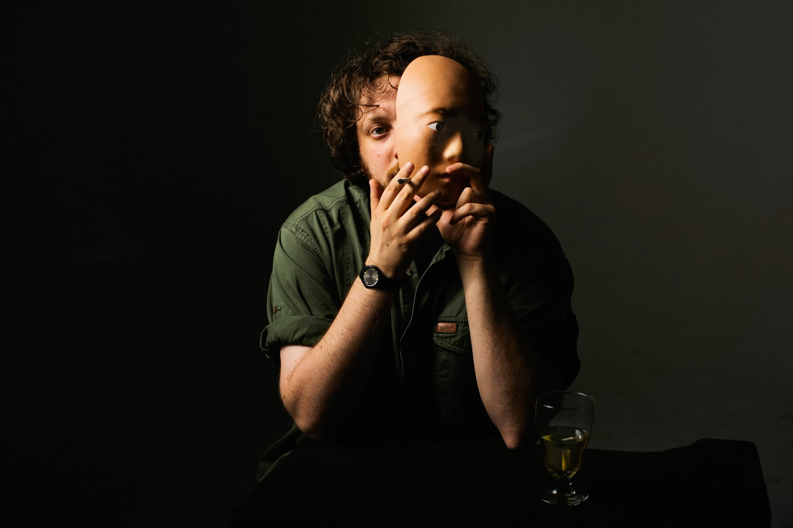 A Late Night with Laika: Oneohtrix Point Never