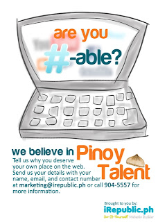 iRepublic.ph Supports Emerging Filipino Online Talents