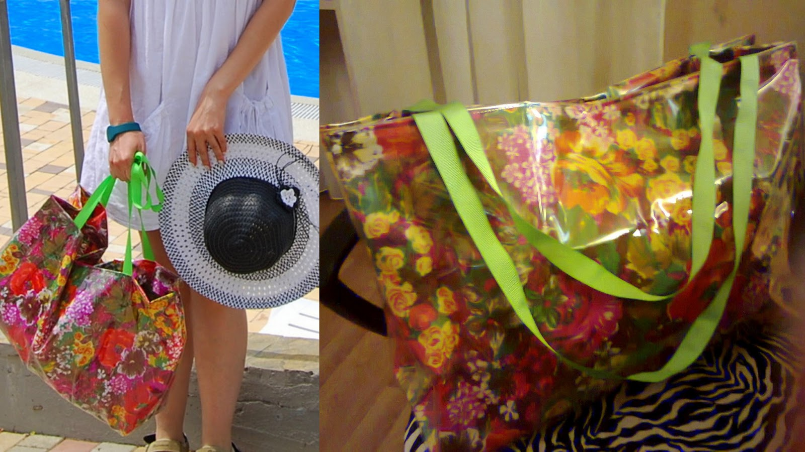 Пляжная сумка своими руками мк 8