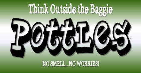 20% OFF Everything at Pottles with Code STINKY