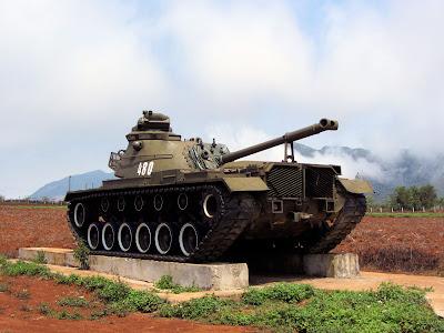 Khe Sanh base militar