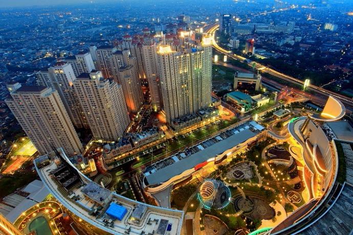 Mall Super Besar - Central Park Jakarta