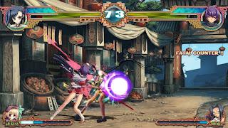 Screenshot Game Shin Koihime Musou Arcade