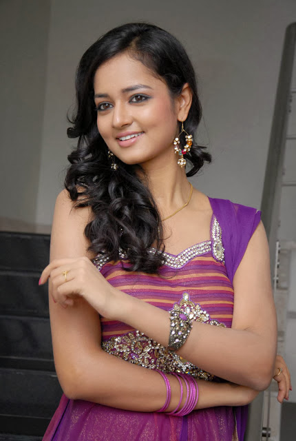 Actress Shanvi LAtest Images Collection