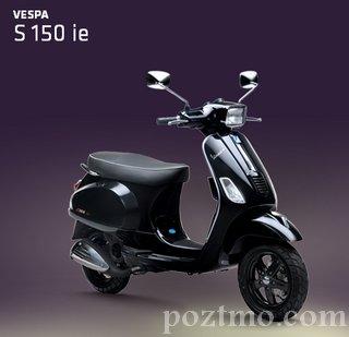 harga - spesifikasi Piaggio Vespa S 150 ie