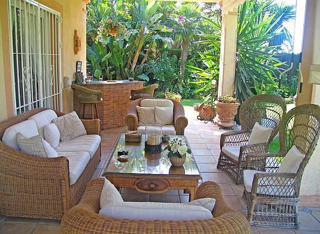 Fotos de terrazas terrazas y jardines dise os de casas for Disenos de casas modernas por dentro