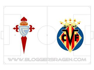 Pertandingan Celta vs Villarreal